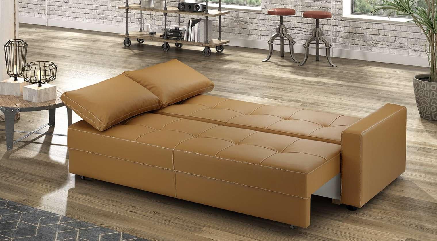 Sof cama caraz sofas cama convertibles for Sofa convertible en cama