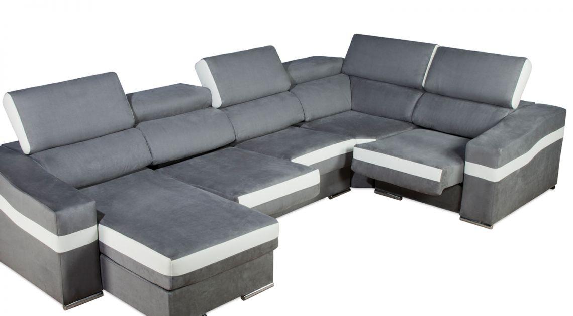 Sof rinconera linea sofas rinconera for Medidas sofa cheslong