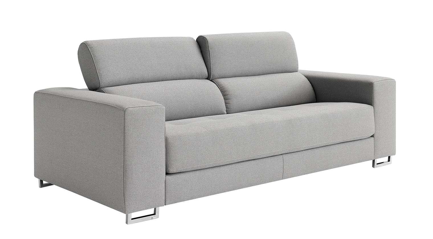 Comprar sof tela venus sofa 2 5 plazas microfibra vitelo - Sofas de microfibra ...