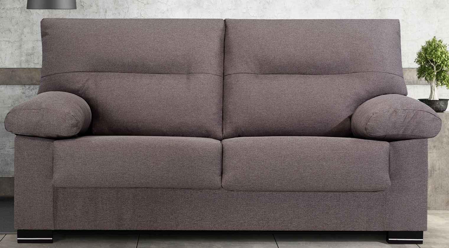 Comprar sof tela hera sofa 2 plazas junio for Sofas baratos asturias