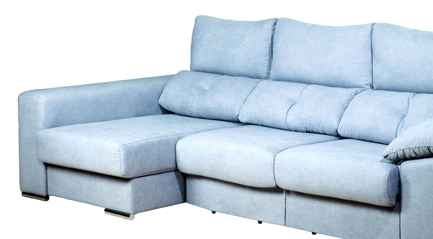 Comprar chaise longue tela herm s mod 4 plazas chaise for Chaise longue 4 plazas baratos