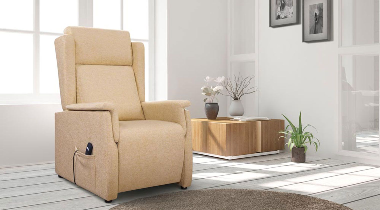 Sillones de relax baratos elegant silln relax orejero for Sillones comodos y baratos