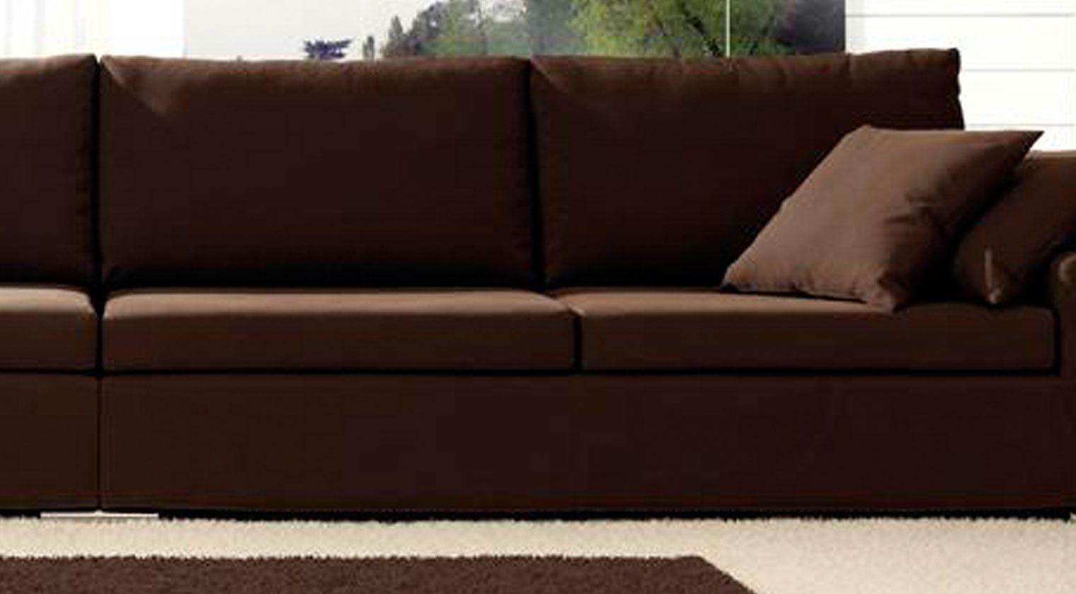 Comprar sof 4 plazas duplo composici n m dulo de 180 cm for Sofas baratos asturias