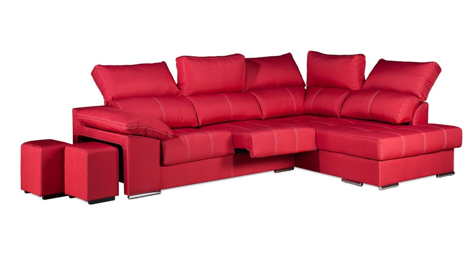 Comprar chaise longue duplo sofa 3 plazas microfibra mozart for Sofas baratos asturias