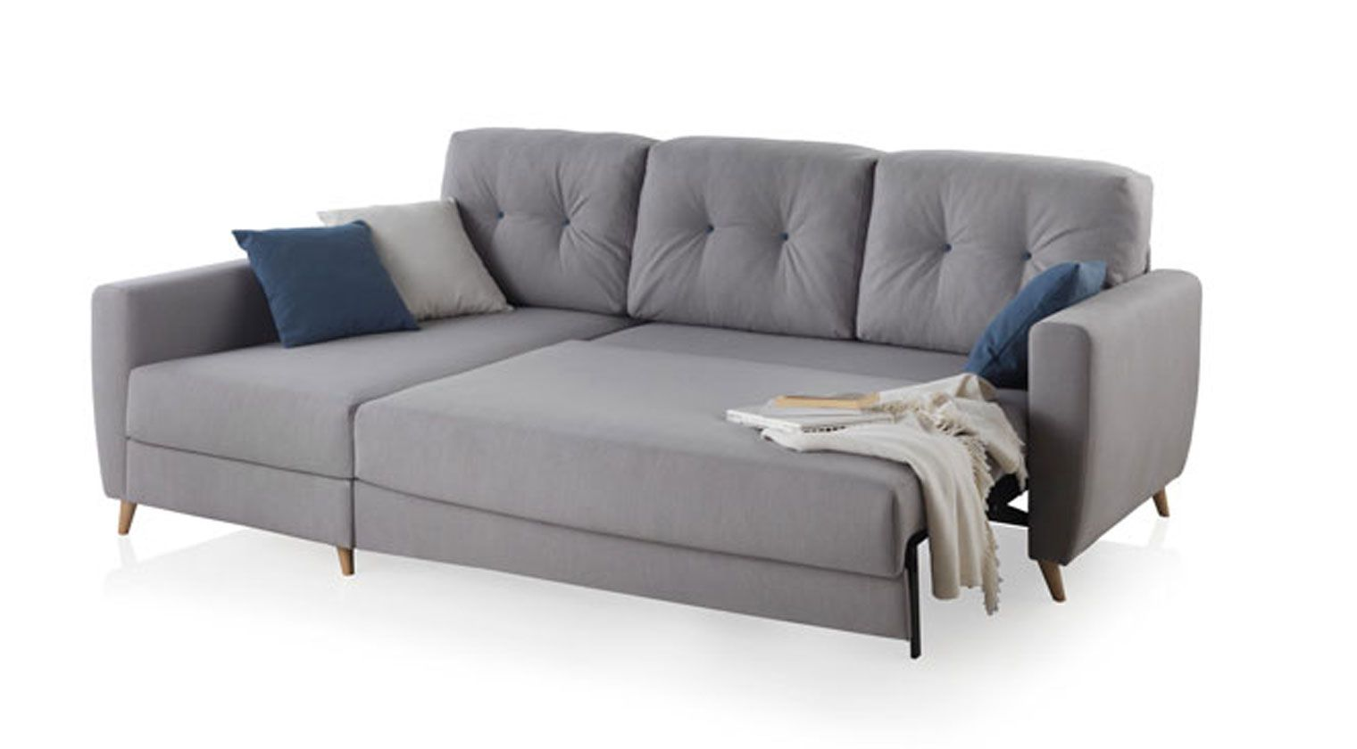 b4bb985482f Chaise Longue Cama BARCELONA .Sofas cama Extensible - Nido