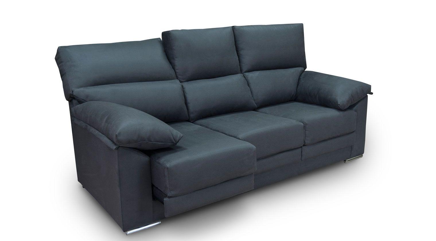 Comprar sof tela elgon sofa 2 plazas tejido italica for Sofas baratos asturias