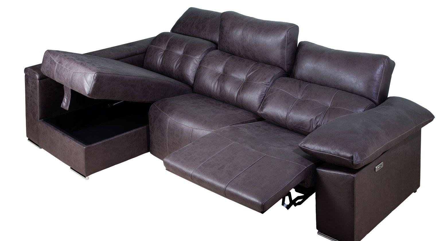 Comprar sof relax furias mod 4 plazas relax for Sofas baratos asturias