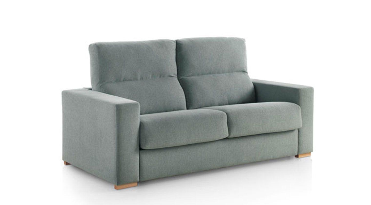 Comprar sof cama bossa 1 plaza cama de 80x190 cm bonus for Divan 80x190