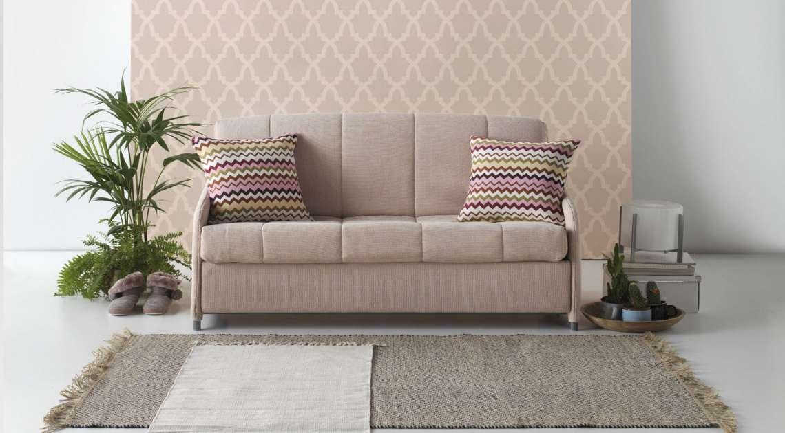 Sof cama dijon sofas cama extensible nido for Sofa cama extensible