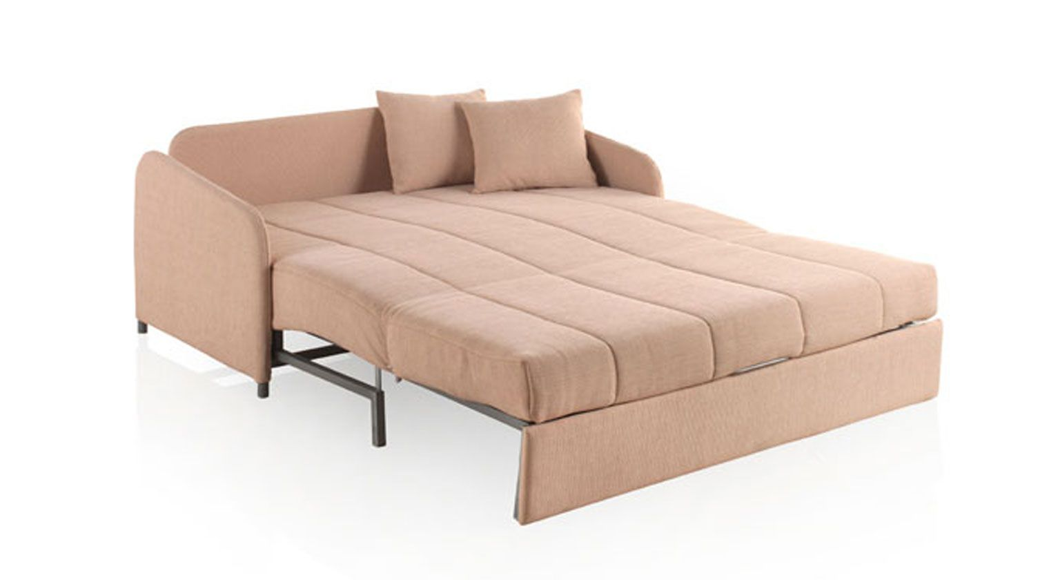 Sof cama dijon sofas cama extensible nido for Sofa 2 plazas extensible