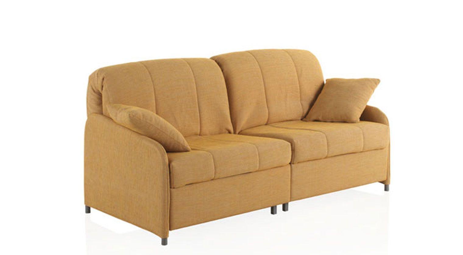 Comprar sof cama dijon 1 plaza cama de 90x190 cm buzo for Sofa cama nido 1 plaza