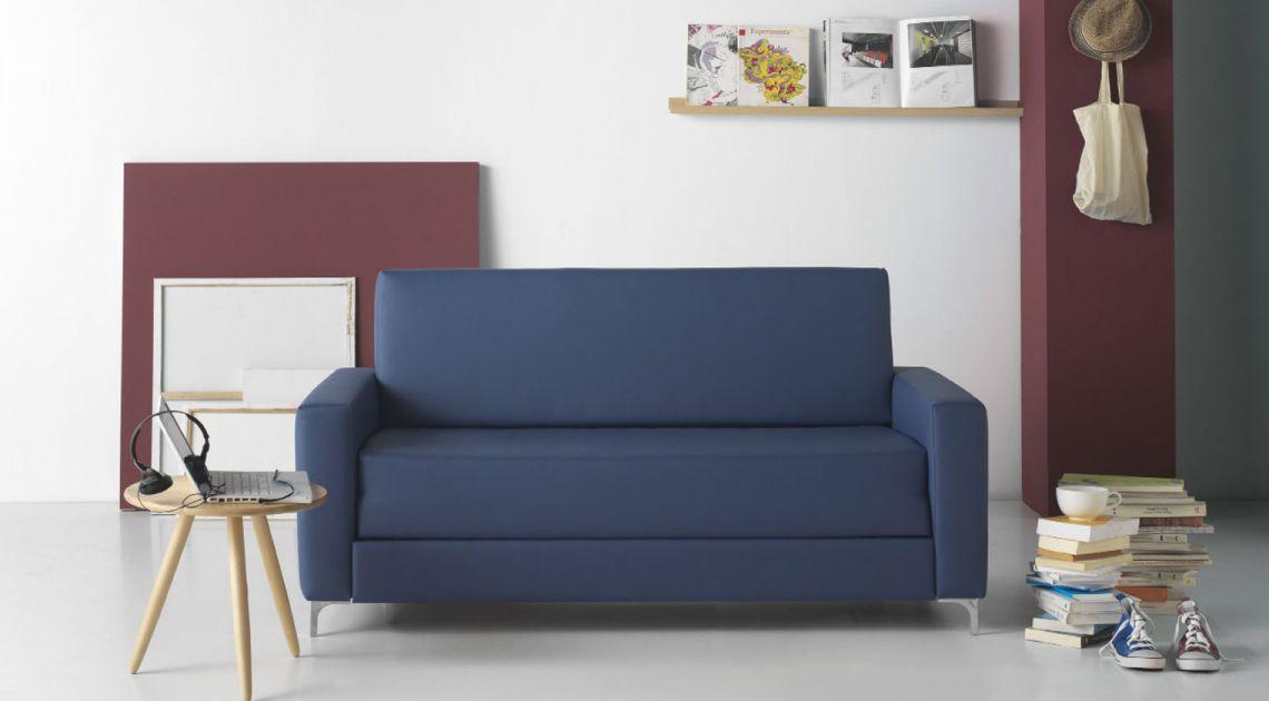 Comprar sof cama brest 1 plaza cama de 80x190 cm buzo for Sofa cama nido 1 plaza