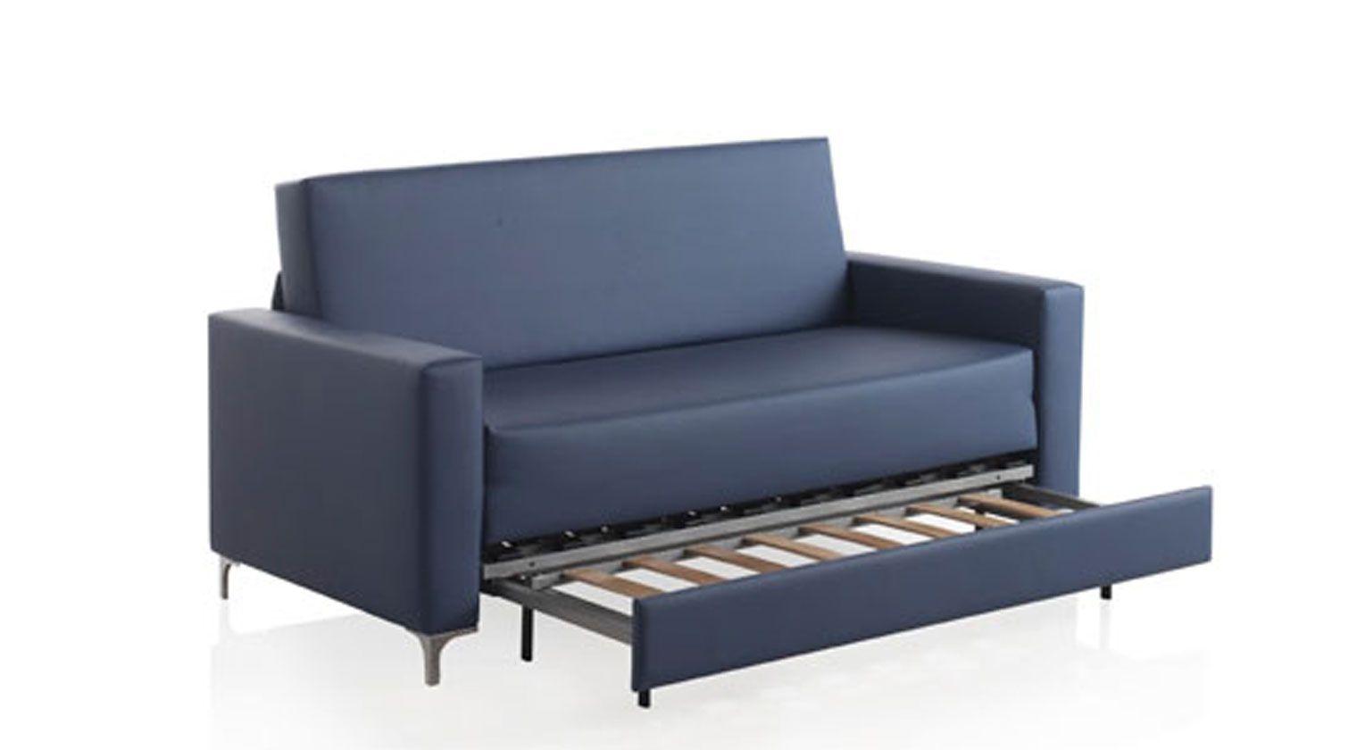 Comprar sof cama brest 1 plaza cama de 80x190 cm bonus for Sofa cama nido 1 plaza