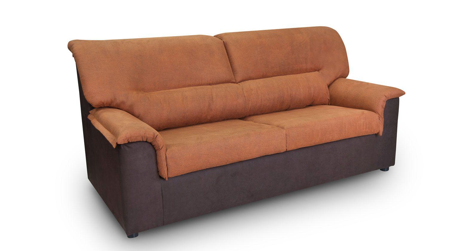 Comprar sof belen sofa 3 plazas coordinado tejido sofia y for Sofas baratos asturias