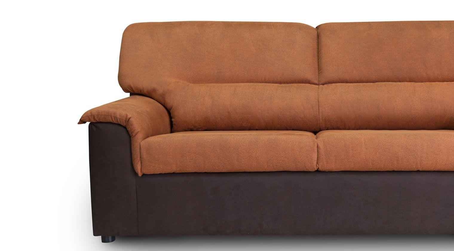 Comprar sof belen sofa 2 plazas coordinado tejido sofia y for Sofas baratos asturias