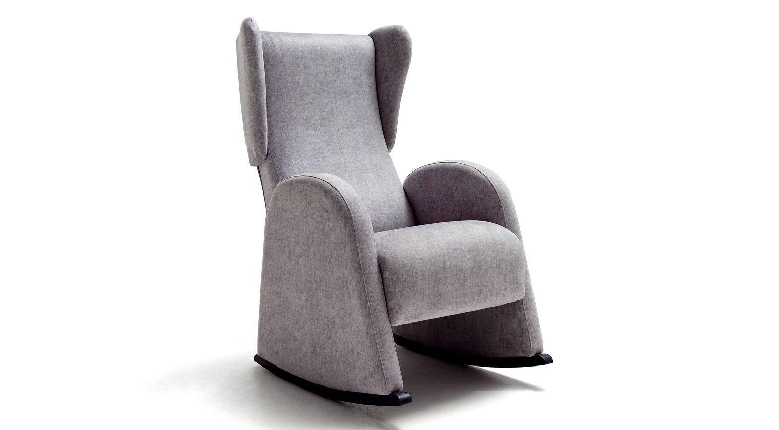 Sill n mecedora susana sillones mecedora - Sofa mecedora ...