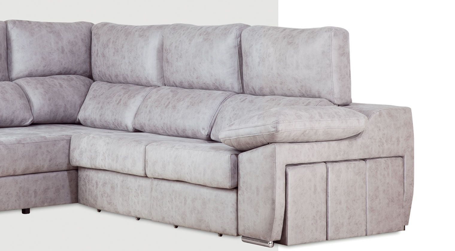 sofas modernos madrid latest sof plazas xl with sofas