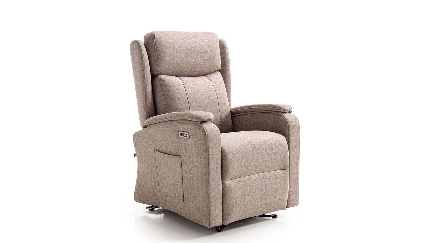 Comprar sof relax bilbo sof 3 plazas mecanismo pared 0 for Sofas baratos asturias