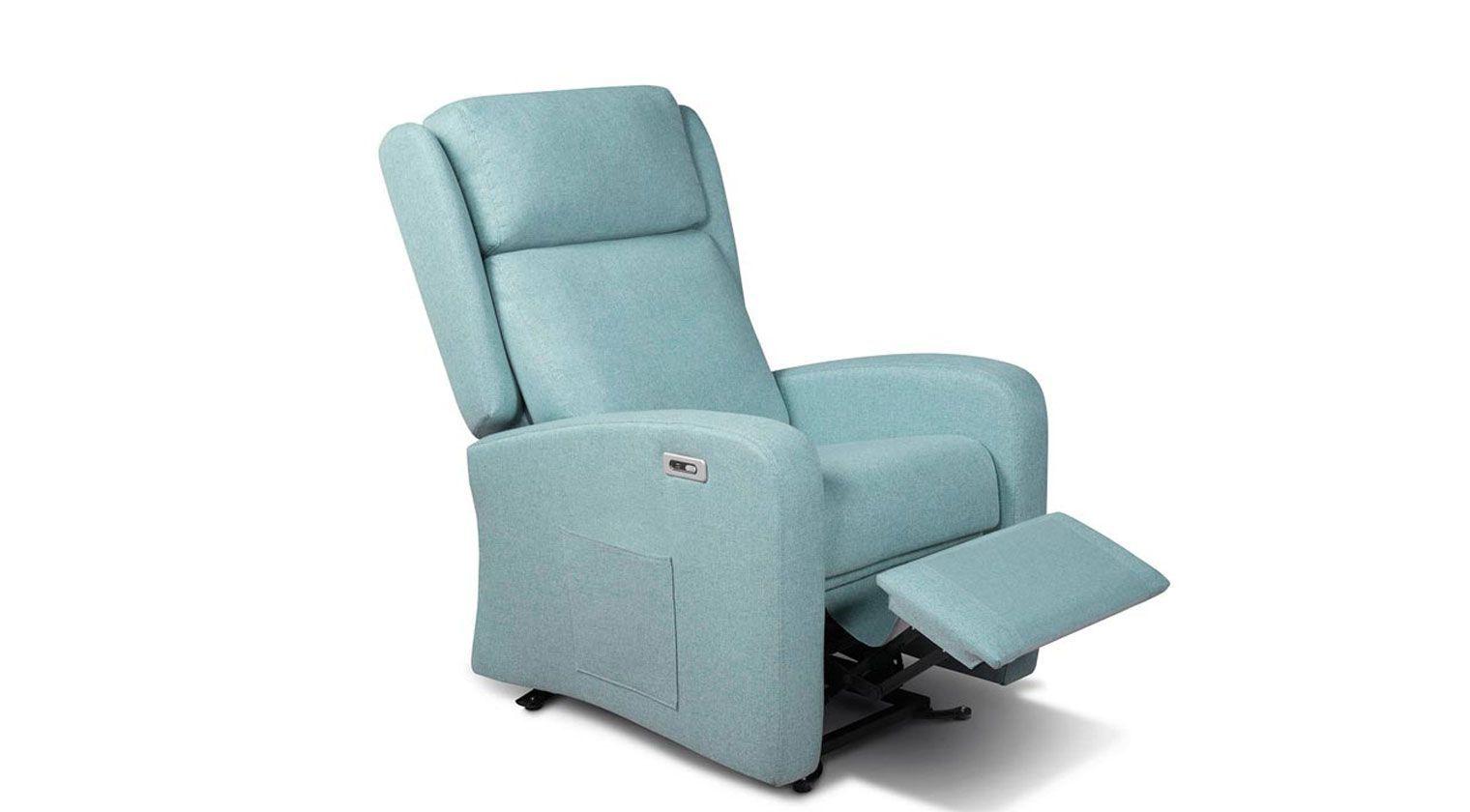Sillones de descanso y relax sof relax piel lugo with - Sillones de descanso ...