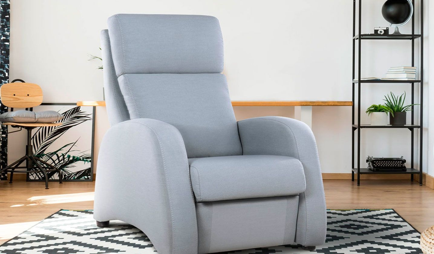 Sill N Relax Style Sillones Relax ~ Sillones Altos Para Personas Mayores