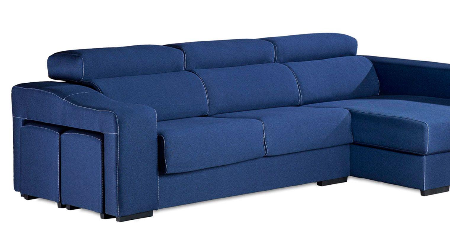Comprar chaise longue bilbo sof 3 plazas ecolipiel chekko for Sofas baratos murcia