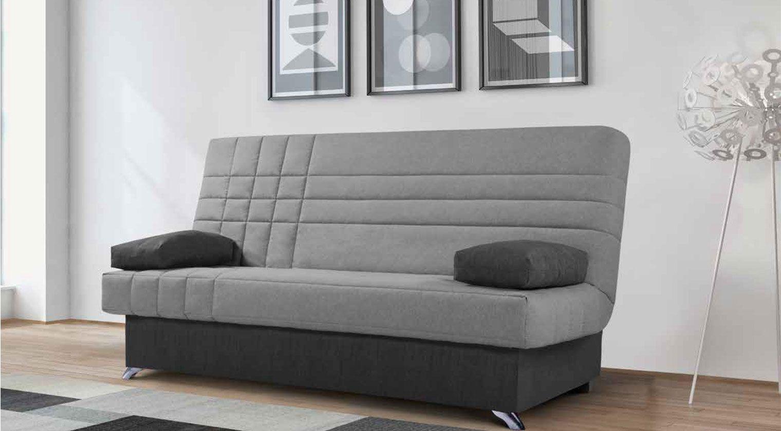 Sof cama zaragoza sofas cama clic clac for Sofas cama clic clac baratos